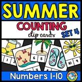 SUMMER ACTIVITIES PRESCHOOL (NUMBERS 1-10 KINDERGARTEN COU