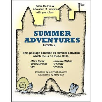 SUMMER ADVENTURES Gr. 2