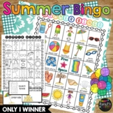 SUMMER BINGO Game {25 Different Bingo Cards}
