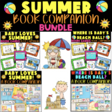 SUMMER BOOK COMPANION BUNDLE (BOOM CARDS, PICTURE EXCHANGE