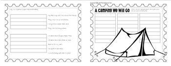 SUMMER writing BOOKLET