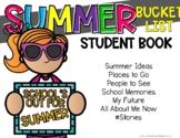 SUMMER BUCKET LIST STUDENT BOOK (EOY) {FOREVER FREEBIE}