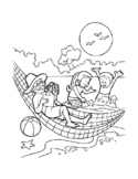 SUMMER COLORING, END OF THE YEAR ACTIVITIES, BUNDLE 20 PAG
