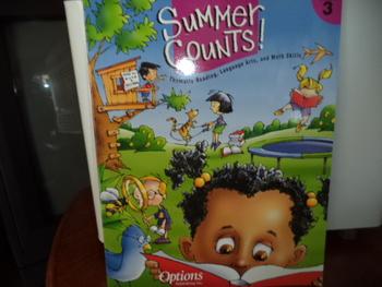 SUMMER COUNTS  ISBN#1-59137-115-5