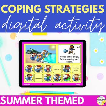 SUMMER Coping Strategies Digital Activity