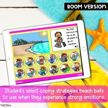 SUMMER Coping Strategies Digital Activity Distance Learning