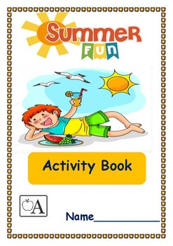 SUMMER FOR FUN (ACTIVITY BUNDLE)