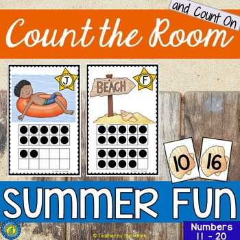 SUMMER FUN Count the Room and Count On