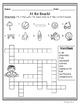 SUMMER FUN Language Arts Crossword Puzzles, Word Searches, and Word Sorts