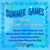 SUMMER GAMES: Boosting 3rd Grade-Level Vocabulary
