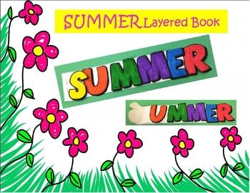 SUMMER Layered Book