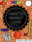 1ST GRADE SUMMER MATH REVIEW