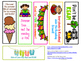 SUMMER READING ENCOURAGERS -Bookmarks and Reading Logs to Encourage Reading
