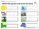 SUMMER Write the Room Summer Literacy Activities and Worksheets