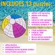 SUMMER SCHOOL ACTIVITIES 4TH GRADE MATH CENTERS - BEACH MATH - BEACHBALL