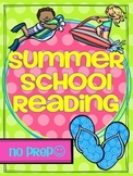 SUMMER SCHOOL {NO PREP} READING - Distance Learning Compatible