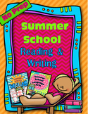 SUMMER SCHOOL & DISTANCE - READING AND WRITING BUNDLE 2ND