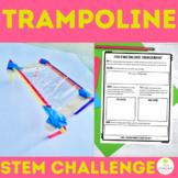 Digital Trampoline Stem Challenge | Back to School Activity | Distance Learning