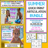 20% off! SUMMER-NO PREP ARTIC: L, S, R, SH, TH, V & OPEN ENDED