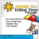 Telling Time to the Hour, Half Hour, Quarter Hour, & 5 Min