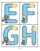 SUMMER Theme Large Letters FREE