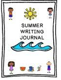 SUMMER WRITING FOR KINDERGARTEN AND FIRST GRADE