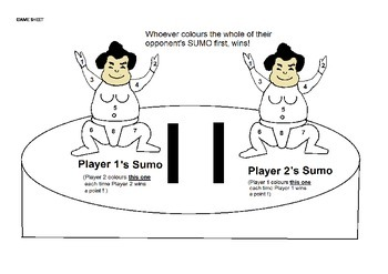 SUMO SLAM INTERACTIVE GAME (for ANY content)
