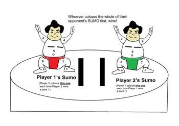 SUMO SLAM INTERACTIVE JAPANESE HIRAGANA GAME