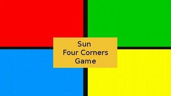 SUN- Four Corners Game