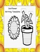 SUNFLOWER STUDY, a thematic unit for FIRST GRADE