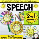 170 pages ARTICULATION PHRASES SPEECH THERAPY bonus COMPLEX CLUSTERS