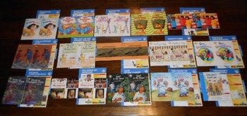 SUNSHINE BOOKS Lot of 29 w/ Lesson Plans by WRIGHT GROUP