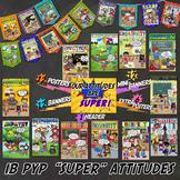SUPER Attitudes for IB PYP US paper