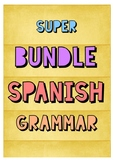 SUPER BUNDLE SPANISH GRAMMAR