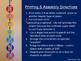 SUPER CUTE!!- Colorful vertical banner- español
