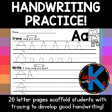 {SUPER CUTE} handwriting practice pages Orton-Gillingham s