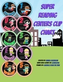 SUPER Centers Clip Chart: Reading