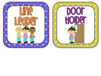 SUPER Classroom Jobs 2