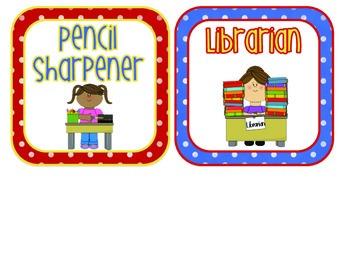 SUPER Classroom Jobs 3