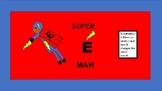 SUPER E MAN