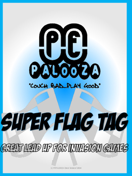 SUPER FLAG TAG