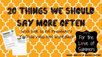 SUPER FUN Writing  Brainstorming Activity ~ Wkshts for Kid