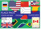 SUPER Flags pack!