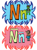 SUPER HERO ALPHABET AND WORD WALL IN SPANISH