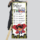 SUPER HERO - Classroom Decor: LARGE BANNER, Before You Speak, Girl B
