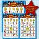 SUPER HEROES 5x5 Bingo