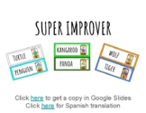 SUPER IMPROVER® Display - WBT