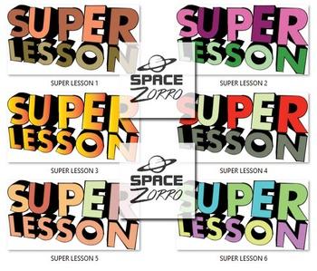 SUPER LESSON 3D images
