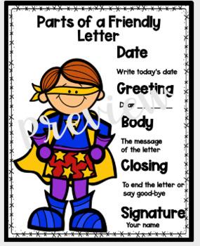 SUPER Letter Writing!