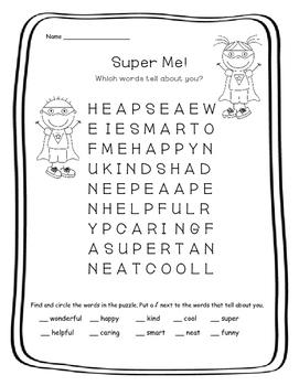 SUPER ME!!
